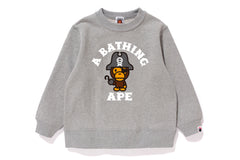 CAPTAIN MILO CREWNECK