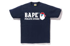 BAPE PIRATE STORE TEE