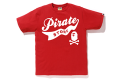 PIRATE STORE APE CROSSBONE TEE