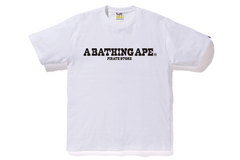 A BATHING APE PIRATE STORE TEE