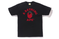 BICOLOR APE PIRATE COLLEGE TEE