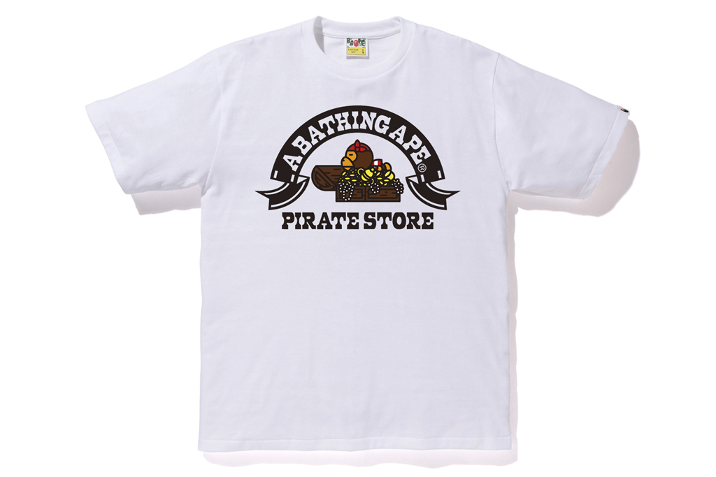 PIRATE MILO TREASURE TEE