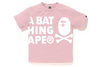 A BATHING APE CROSSBONE TEE