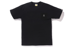 APE CROSSBONE ONE POINT POCKET TEE