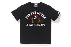 MILO & PIRATE APE FACE TEE