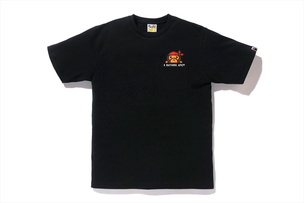 PIRATE MILO POCKET TEE