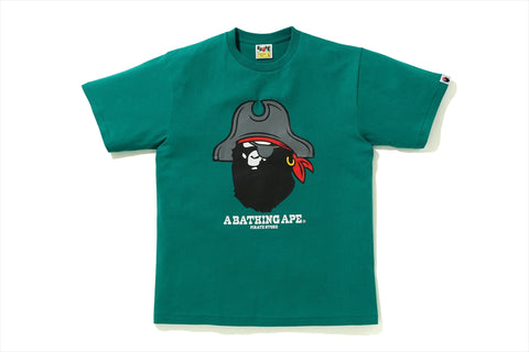 CAPTAIN APE HEAD TEE