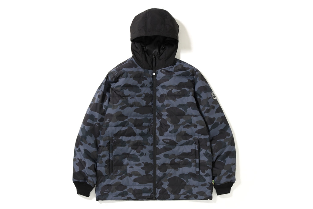 LIGHT DOWN HOODIE JACKET