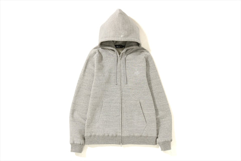 MR BATHING APE ZIP HOODIE