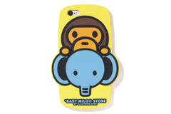 I PHONE CASE MILO&ELEPH SILICON