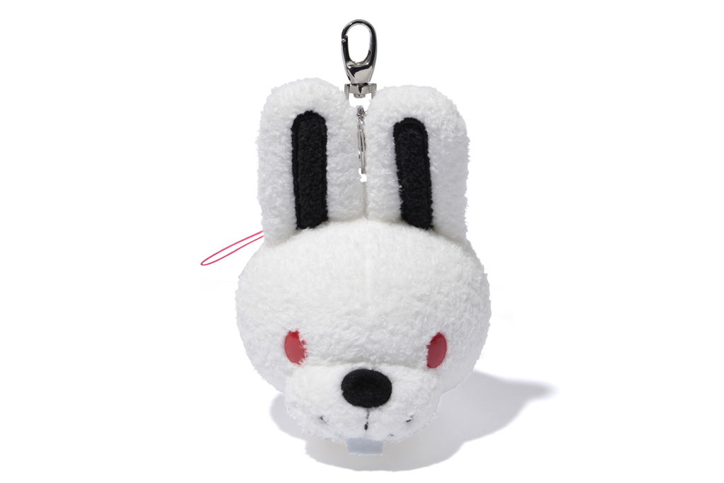 KEYCHAIN FACE PLUSH DOPPY