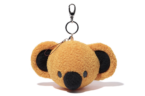 KEYCHAIN FACE PLUSH CORE