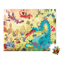 Dragon Suitcase Puzzle 54pc