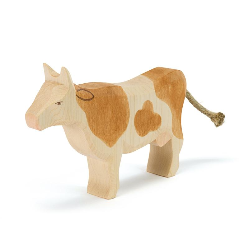 Ostheimer Brown Cow - Standing
