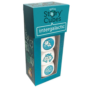 Rory's Story Cubes: Intergalactic