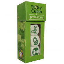 Rory's Story Cubes: Prehistory