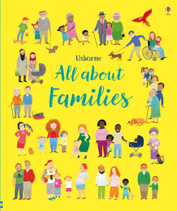 Usborne All About Families