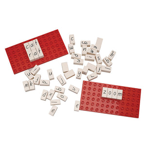 Lowercase Letters Set of 50