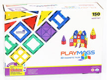 Playmags Supermags 150 Piece Mega Set