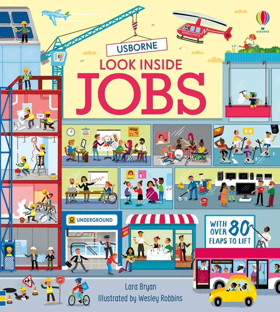 Look Inside Jobs