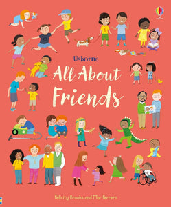 Usborne All About Friends