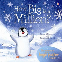 Usborne How big is a million?