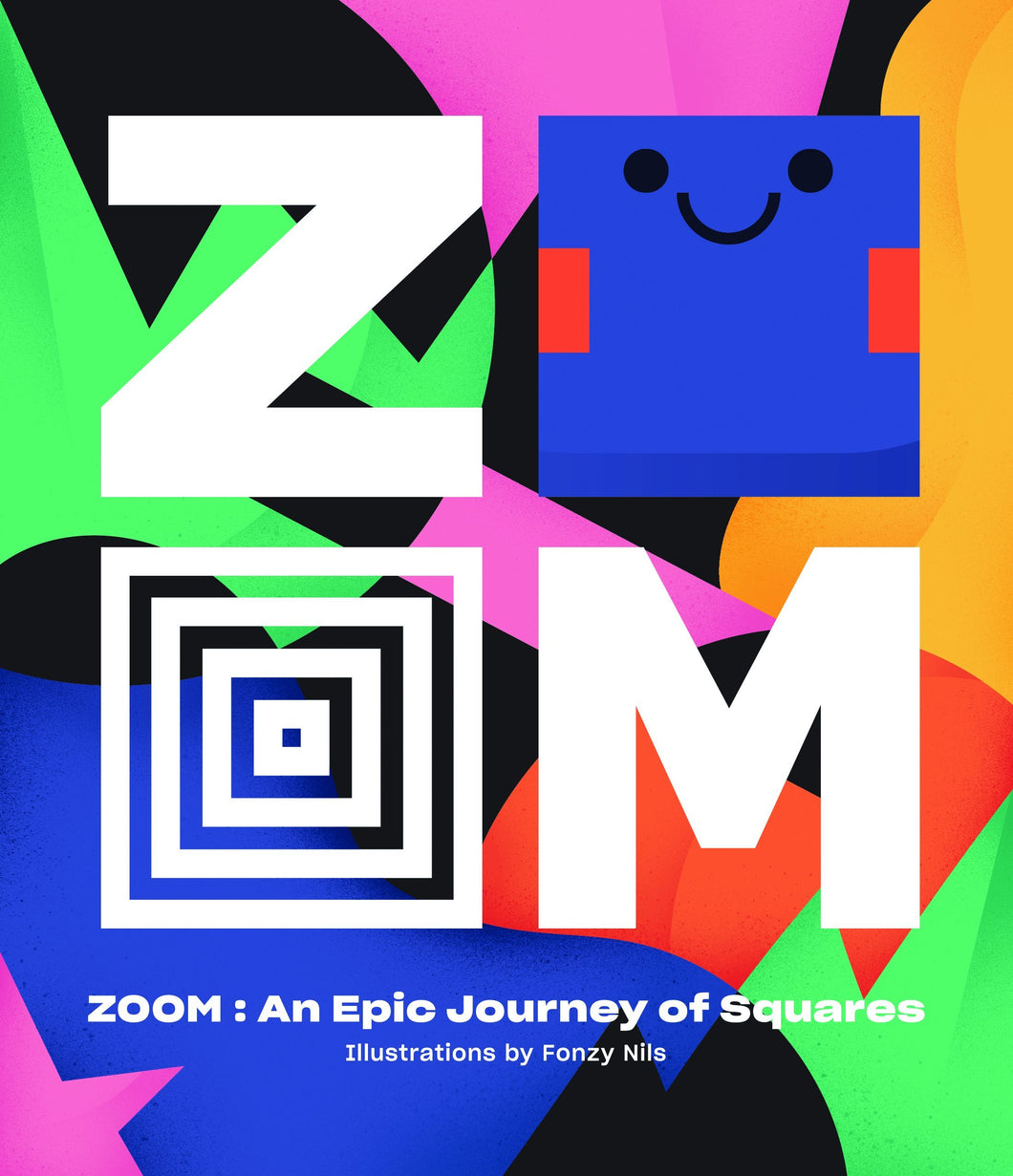 ZOOM - An Epic Journey Through Squares