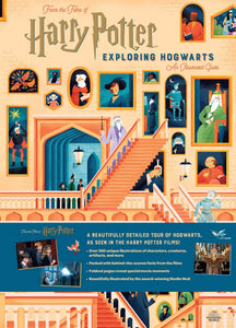 Harry Potter Exploring Hogwarts: An Illustrated Guide