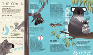 Fauna: Australia's Most Curious Creatures by Tania McCartney