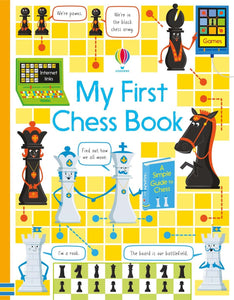 Usborne My First Chess Book