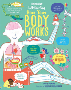 Lift the Flap How Your Body Works