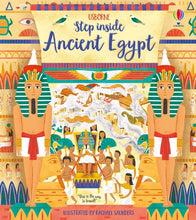 Step inside Ancient Egypt