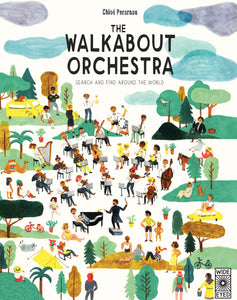 Walkabout Orchestra, The Postcards from around the world