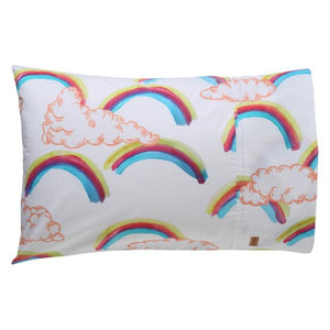 Over The Rainbow Cotton Pillowcase