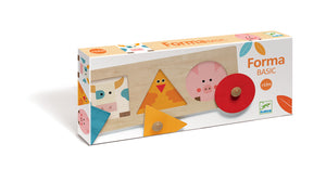 Formabasic Wooden Puzzle