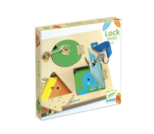 LockBasic Wooden Puzzle