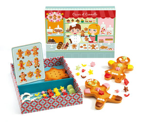Oscar And Cannelle Gingerbread Set