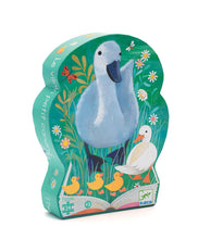 The Ugly Duckling 24pc Silhouette Puzzle