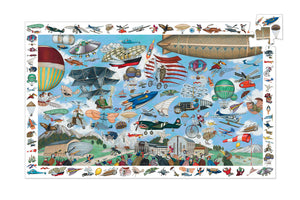 200pc Aero Club Observation Puzzle