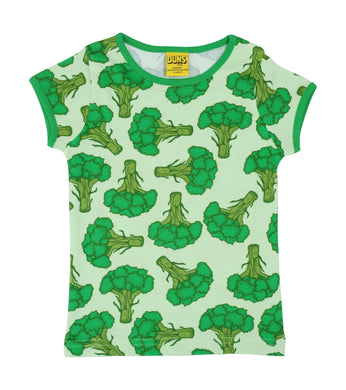 DUNS Sweden - Organic T-Shirt - Broccoli