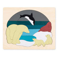 Arctic Animals Puzzle 33 Pieces