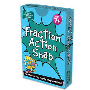 Fraction Action Snap Pack