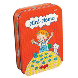 Mini Memory Travel Game