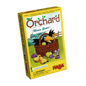 Memo Orchard Game