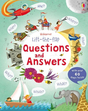 Lift the Flap Book Question & Answers