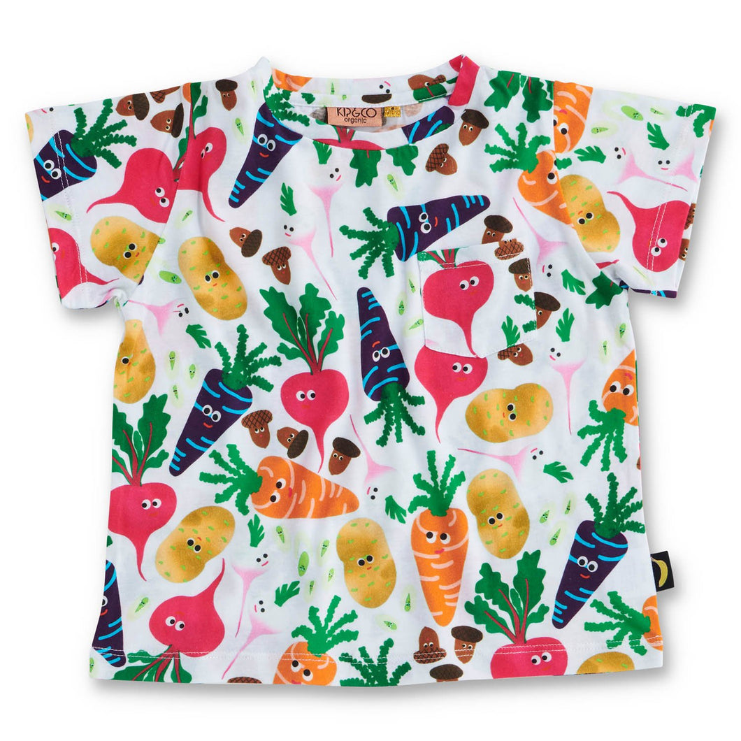 Vegie Patch Cotton Shirt