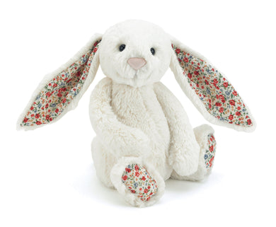 Blossom Bashful Cream Bunny Medium Jellycat