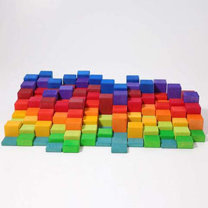 Grimm's Large Stepped Counting Blocks