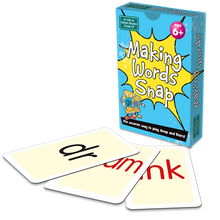 Making Words Snap Pack