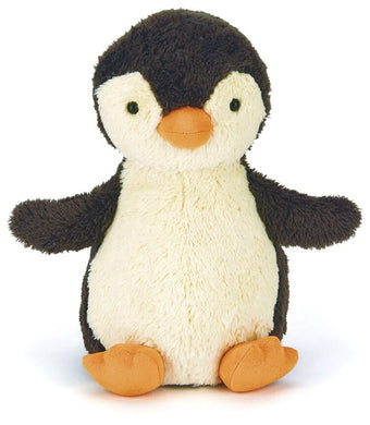 Peanut Penguin Medium Jellycat